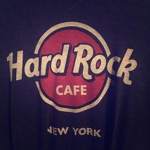 Hard Rock Cafe Shirts - Hard rock New York
